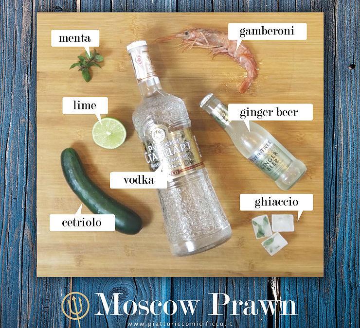 Moscow Prawn – Lista della Spesa