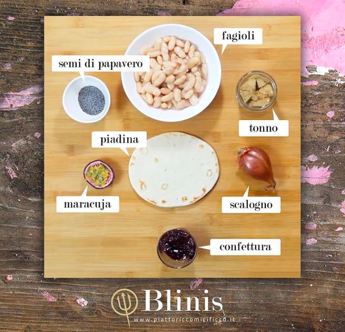 Blinis – Lista della Spesa