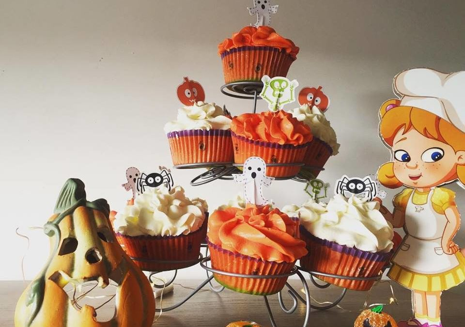 I Cupcakes di Halloween
