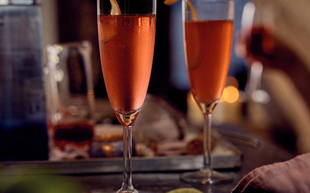I Cocktail perfetti per brindare all'amore!
